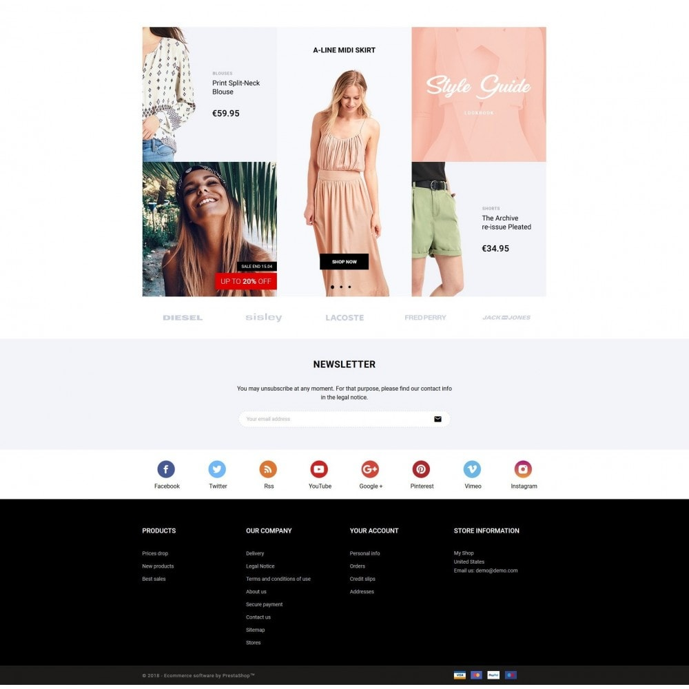 theme - Moda y Calzado - BZB Fashion Store - 3