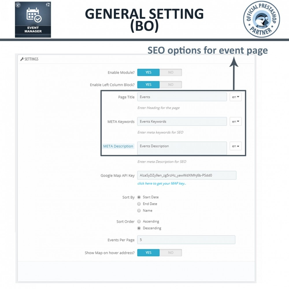 module - Reservation & Rental System - Events Manager, Create events & Sell tickets Online - 8