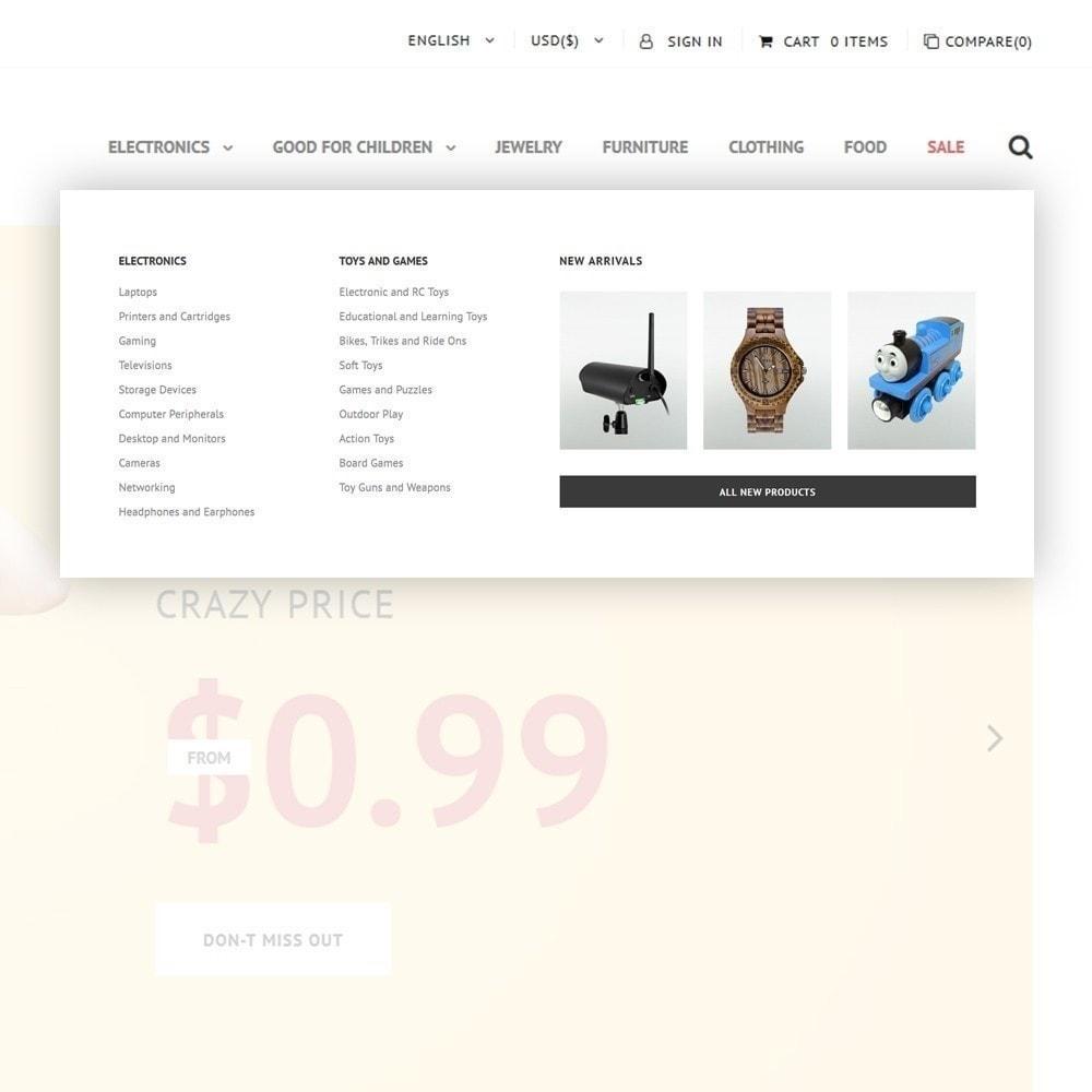 theme - Мода и обувь - Wholesale 1.7 - 6