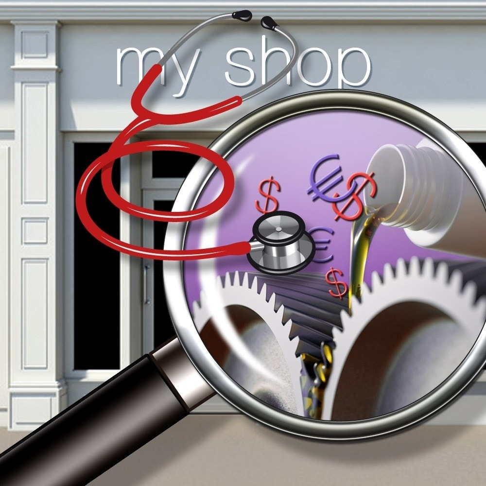 module - Website performantie - PrestaShop debug toolbar - 2