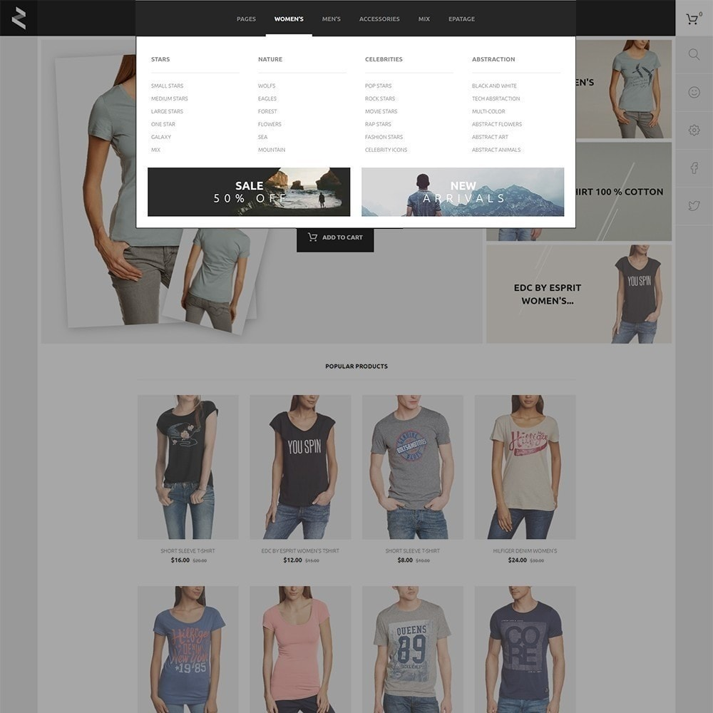theme - Mode & Chaussures - T-Store - 5