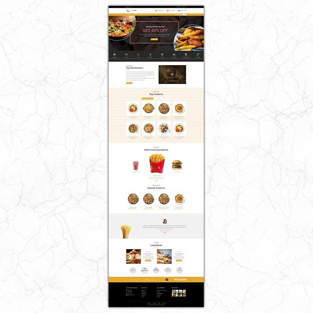 QuickFood - Online Food Store