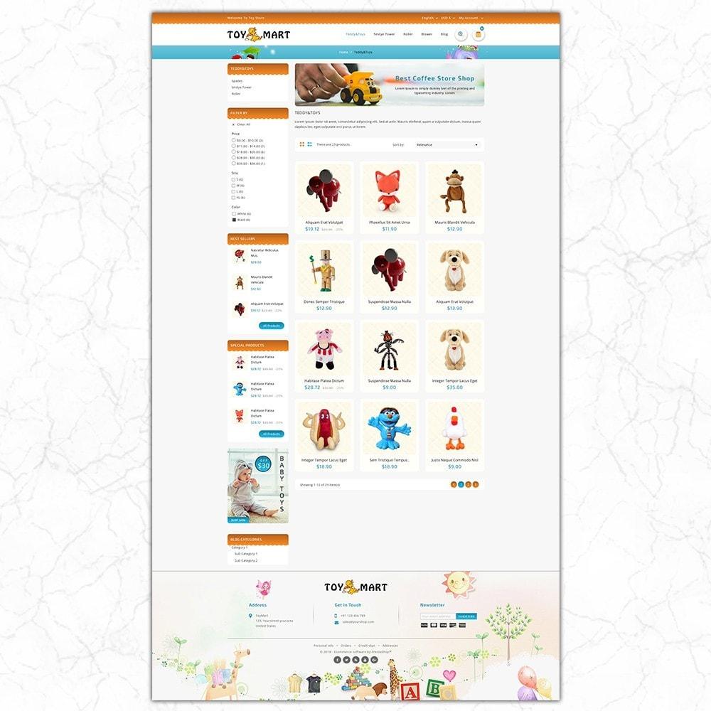 ToyMart - Toy Store