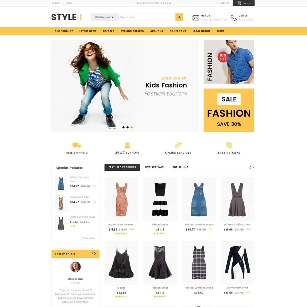 Styleit Fashion Store
