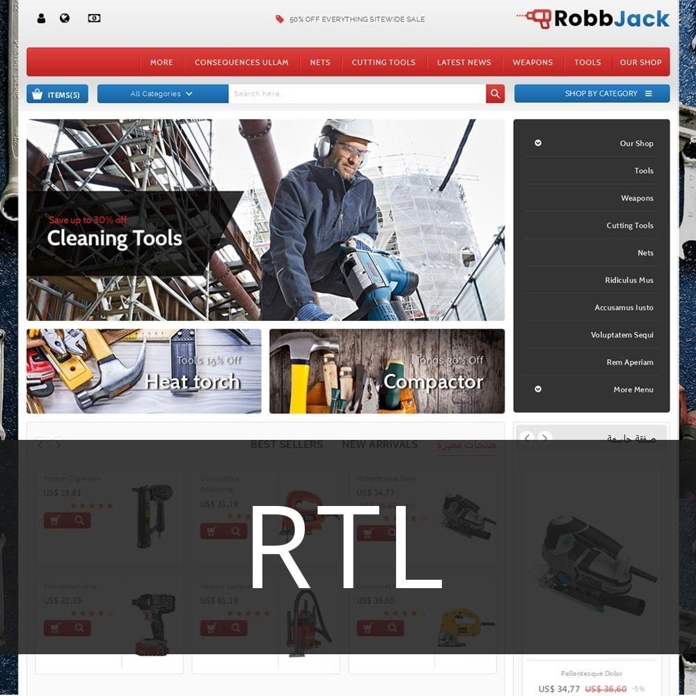 Robbjack Tool Store