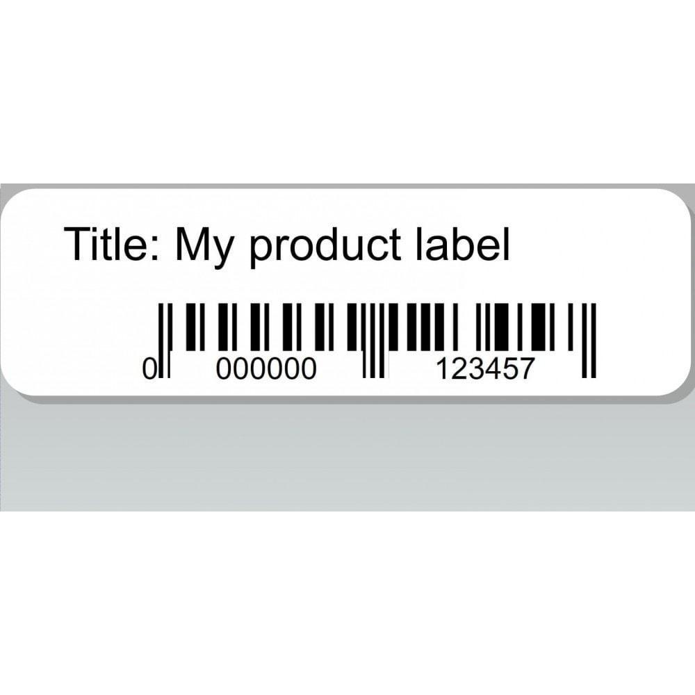 module - Préparation & Expédition - Étiquettes de produits/code-barres - DirectLabelPrint - 2