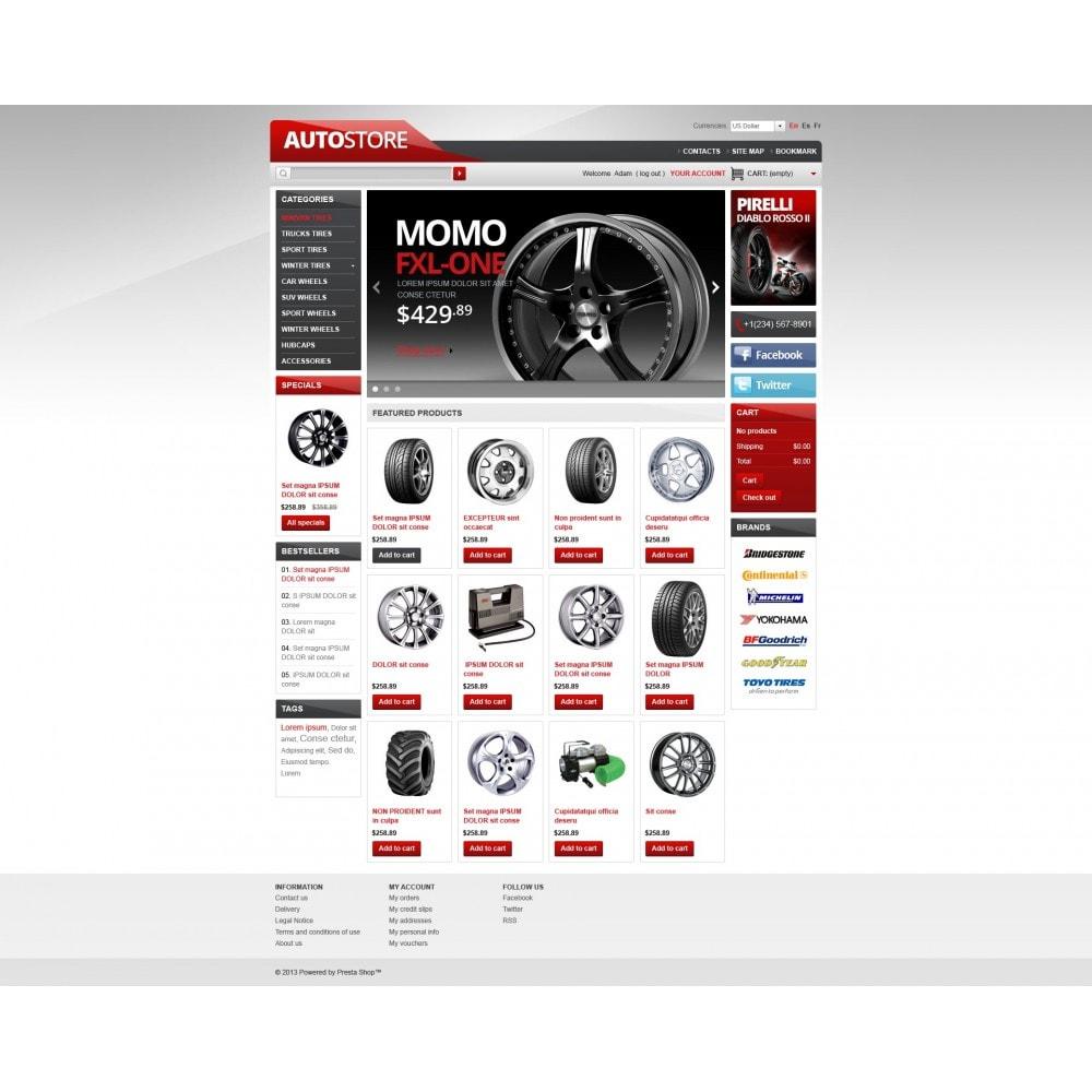 theme - Automotive & Cars - Auto Store - 3