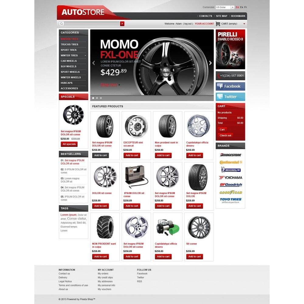 theme - Autos & Motorräder - Auto Store - 7