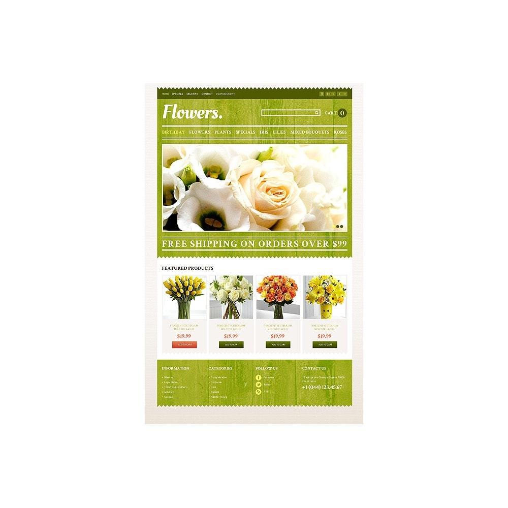 theme - Geschenke, Blumen & Feiern - Responsive Flowers Store - 11