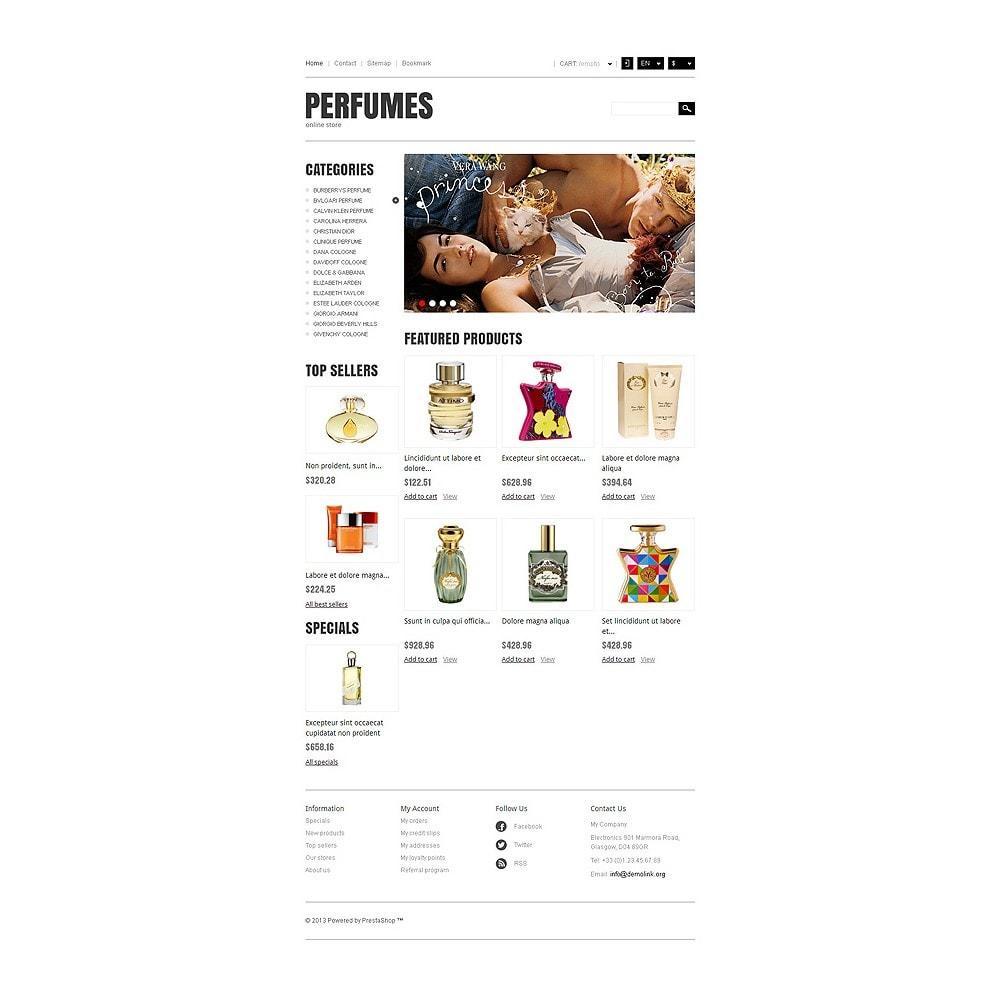 theme - Мода и обувь - Responsive Perfumes Store - 8