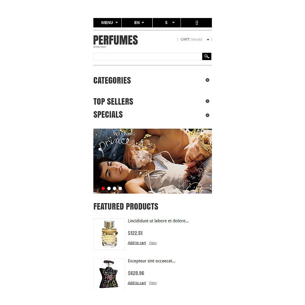 theme - Moda & Obuwie - Responsive Perfumes Store - 9