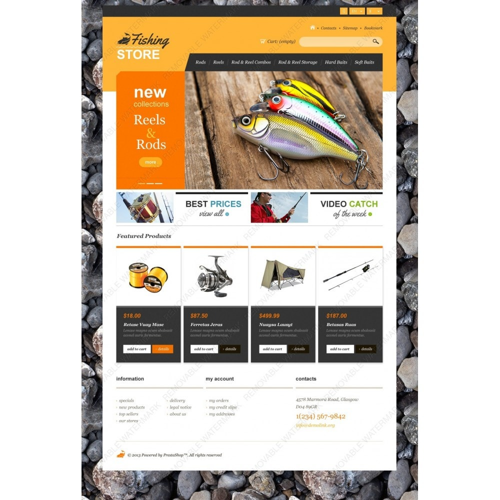 theme - Sports, Activities & Travel - Responsive Fishing Shop - 3