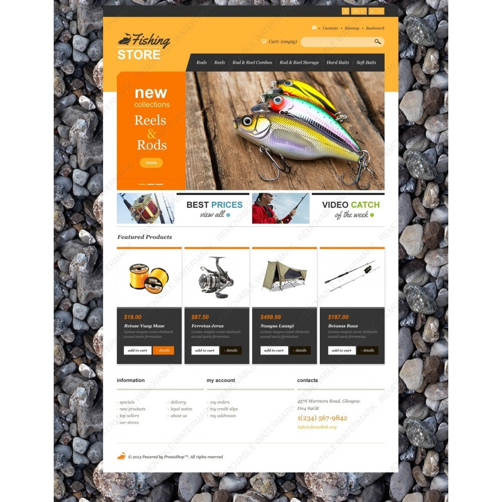 theme - Sports, Activities & Travel - Responsive Fishing Shop - 6