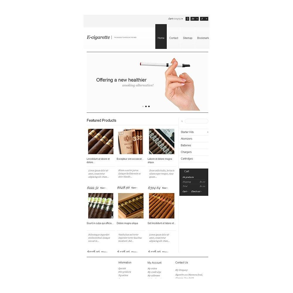 theme - Heim & Garten - Electronic Cigarettes Store - 8