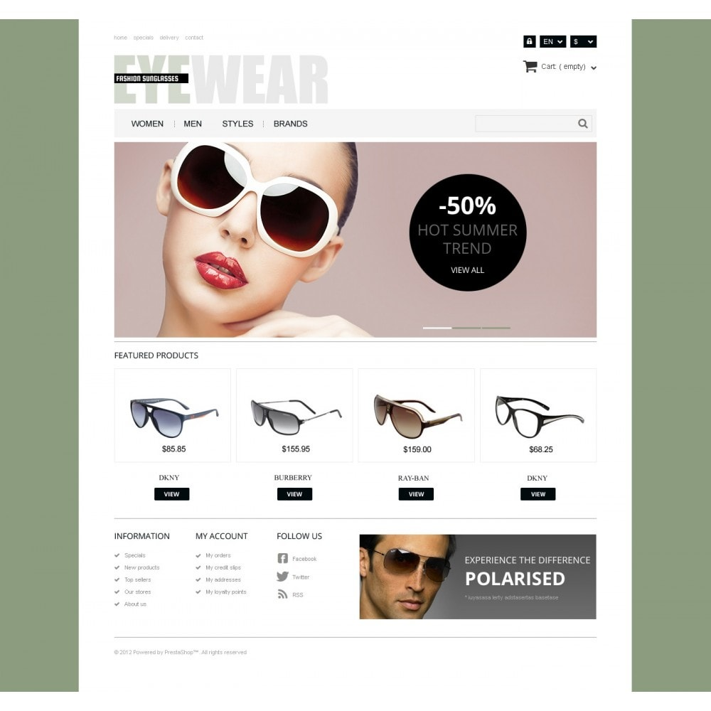theme - Mode & Schoenen - Responsive Eyewear Store - 4
