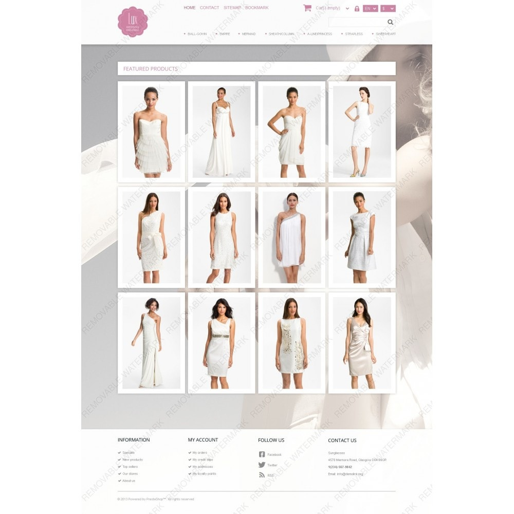 Wedding Dresses Store