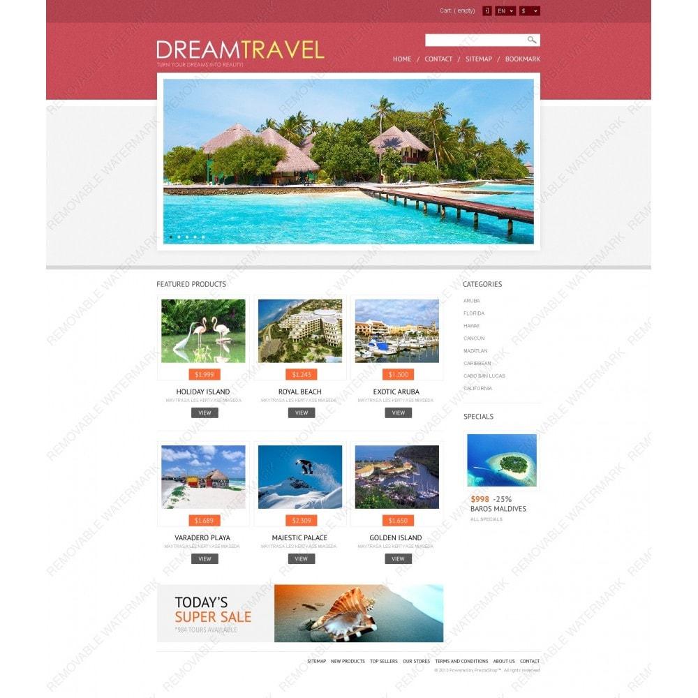 theme - Спорт и Путешествия - Dream Travel Store - 6