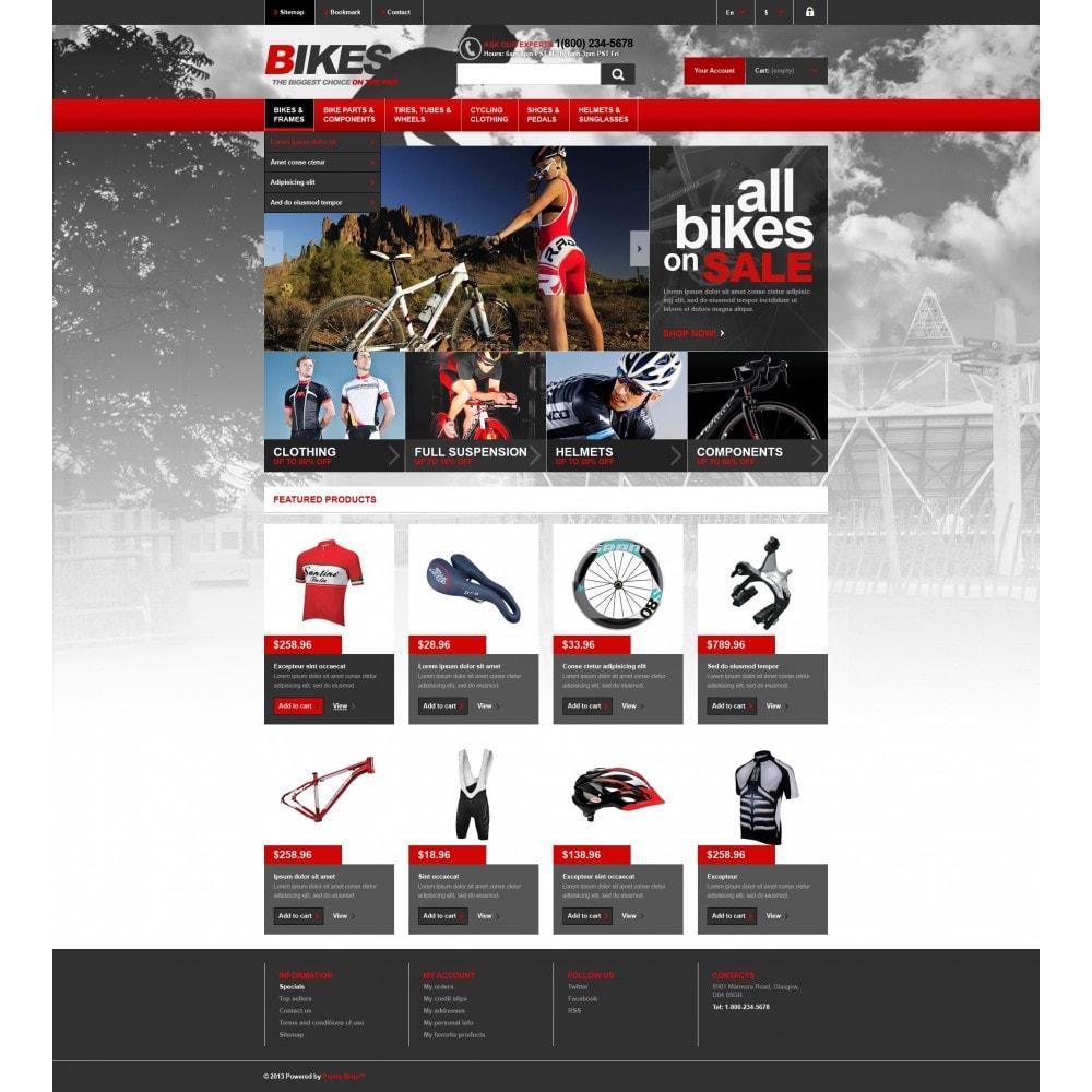 theme - Sports, Activities & Travel - Responsive Bikes Store - 5