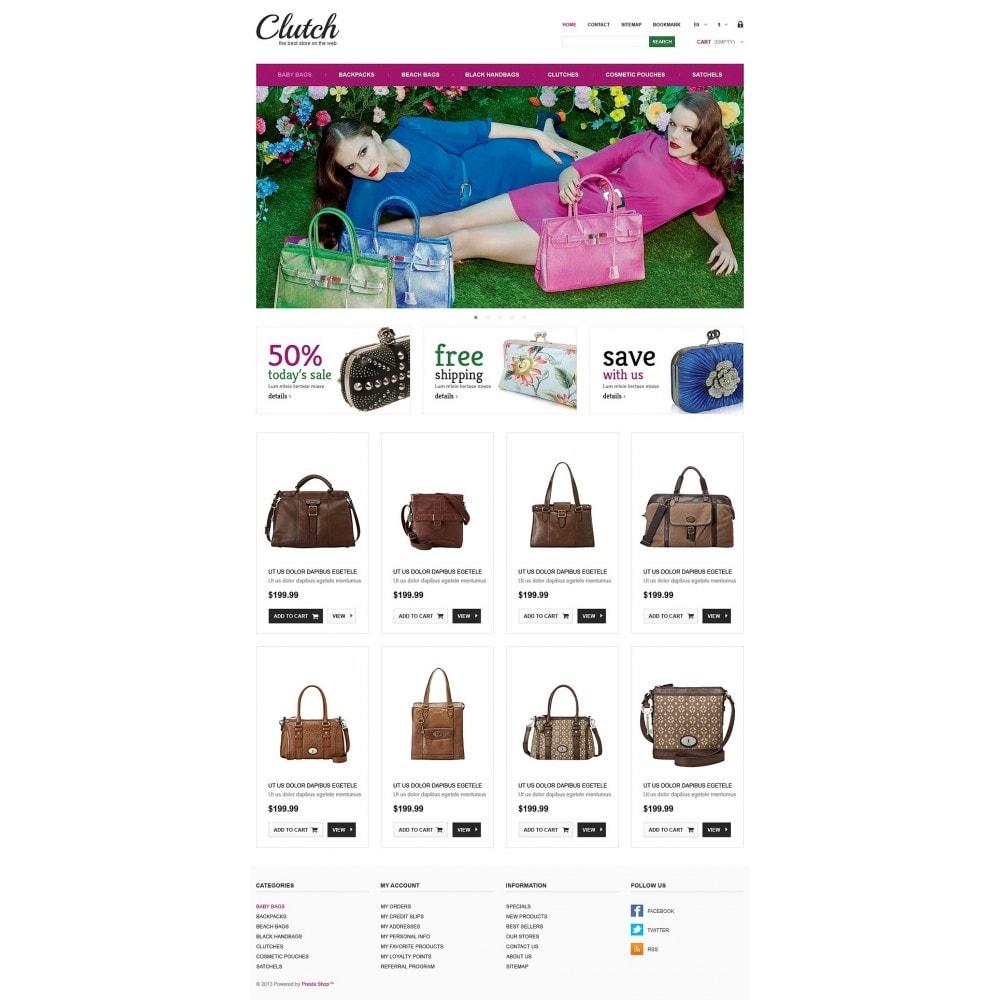 Responsive Bags Store