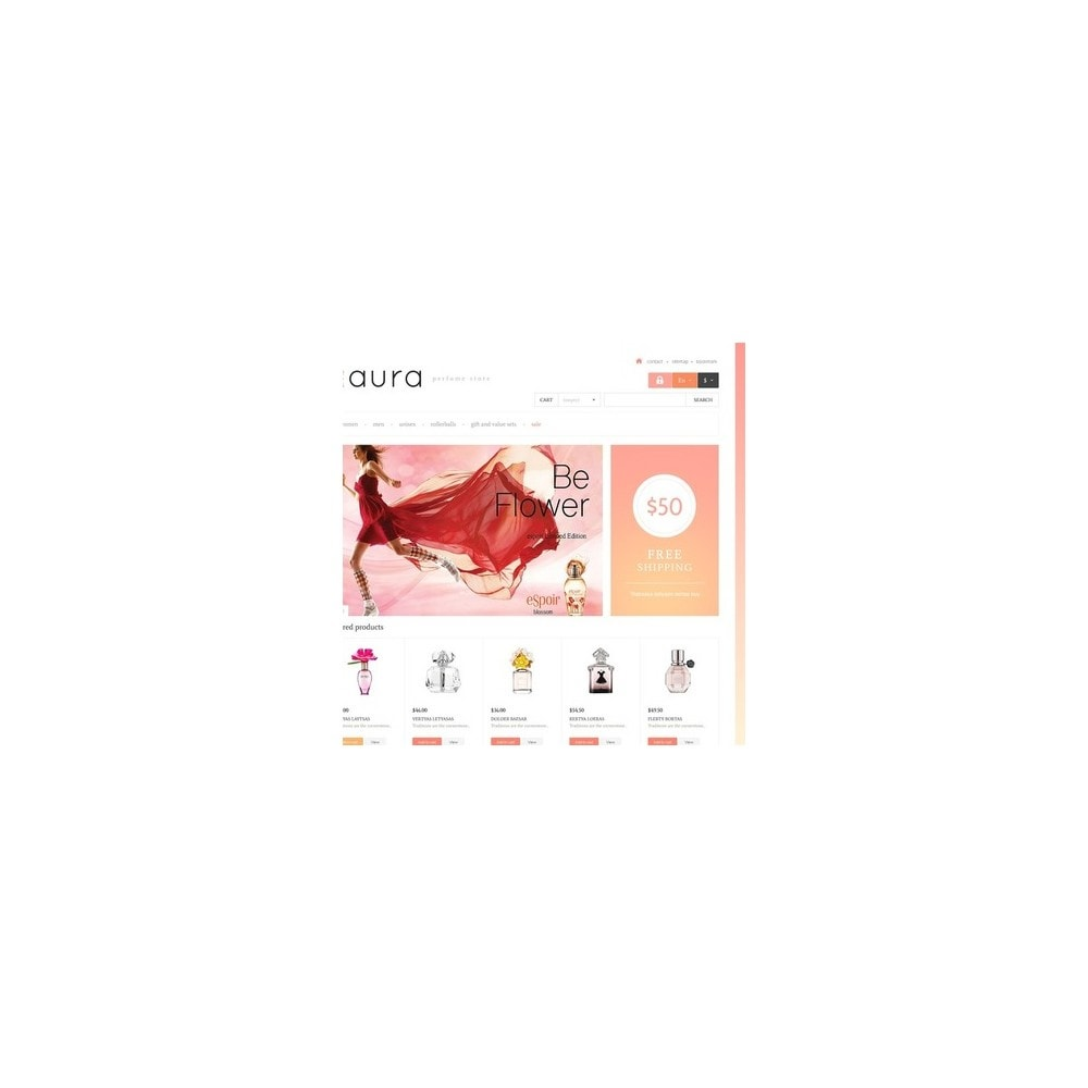 theme - Mode & Chaussures - Responsive Perfumes Store - 2