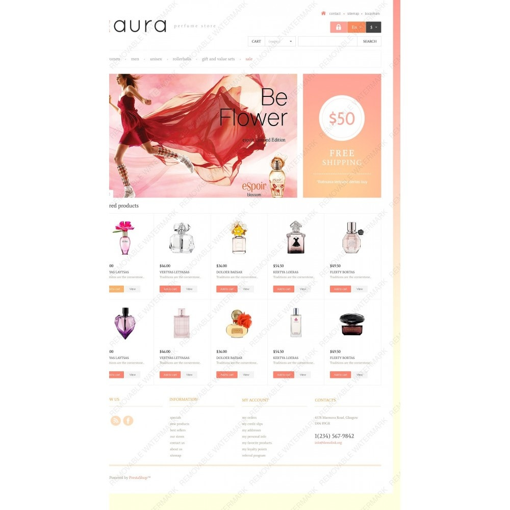 theme - Mode & Chaussures - Responsive Perfumes Store - 3