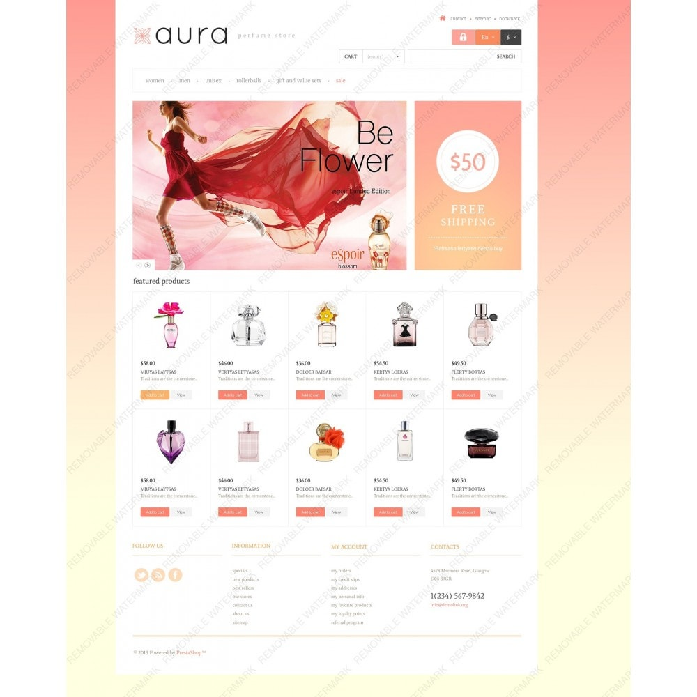 theme - Mode & Chaussures - Responsive Perfumes Store - 6