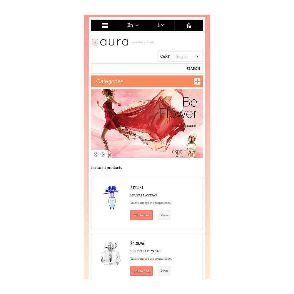 theme - Mode & Chaussures - Responsive Perfumes Store - 9