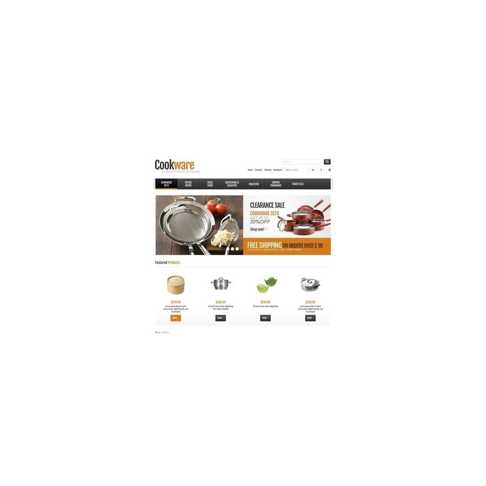 theme - Kunst & Kultur - Responsive Cookware Shop - 3