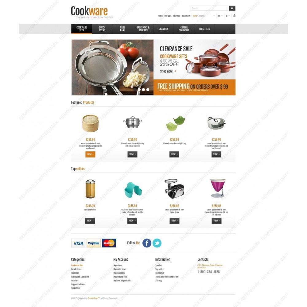 theme - Kunst & Kultur - Responsive Cookware Shop - 6