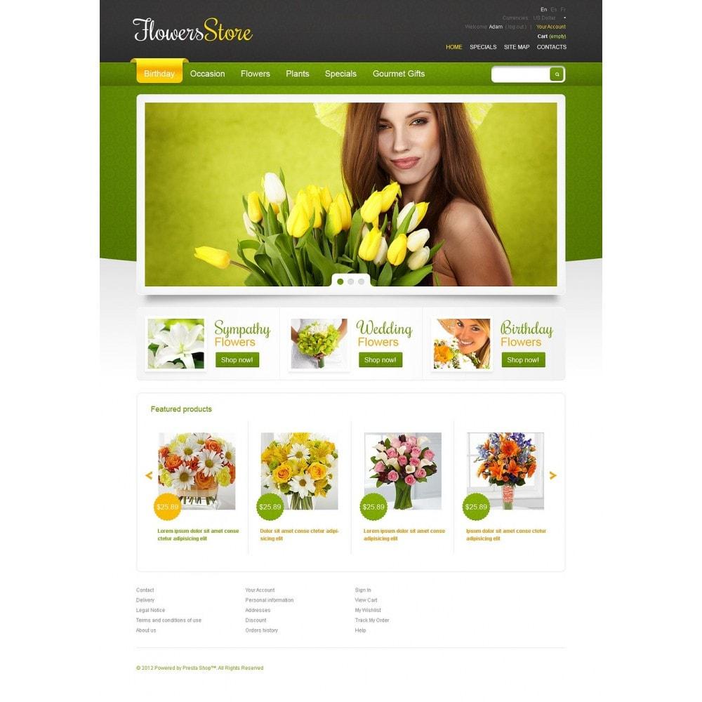 theme - Regalos, Flores y Celebraciones - Responsive Flowers Store - 2