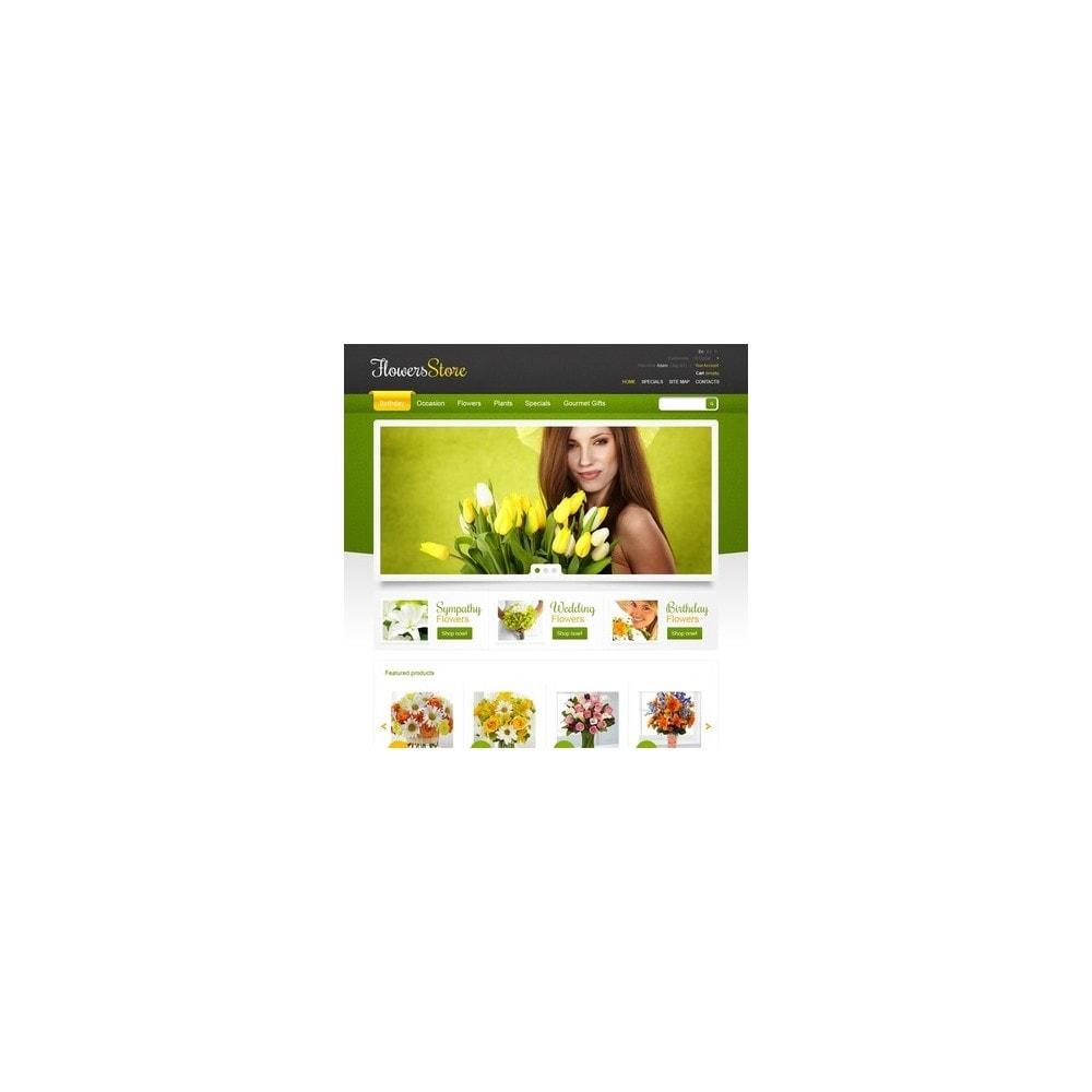 theme - Regalos, Flores y Celebraciones - Responsive Flowers Store - 3