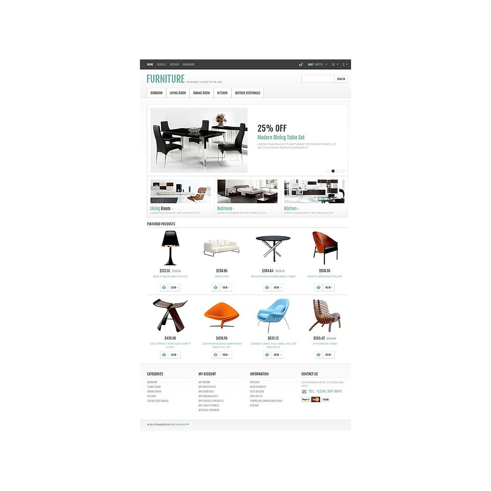 theme - Art & Culture - Responsive Furniture Store - 11