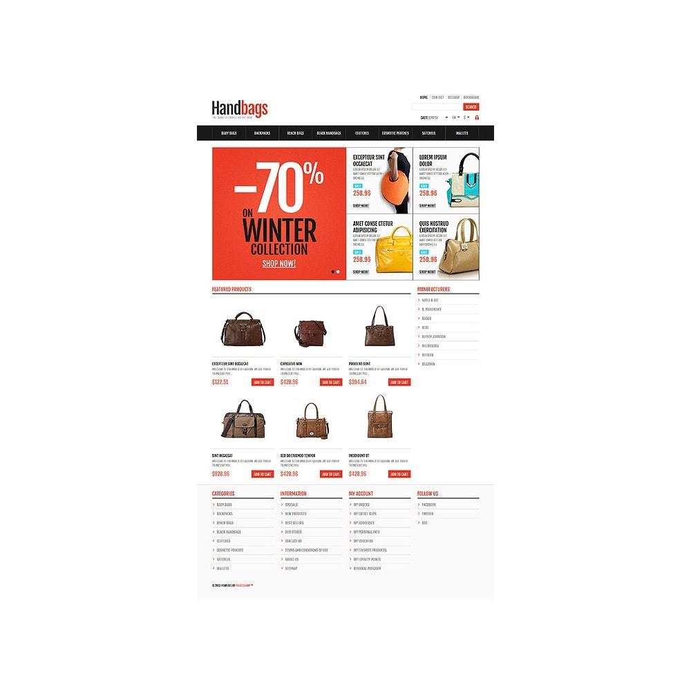 theme - Moda & Calçados - Responsive Handbags Store - 11