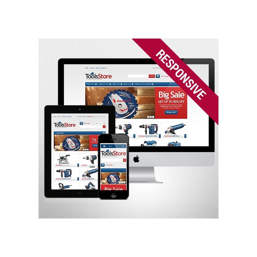 theme - Casa & Giardino - Responsive Tools Store - 1