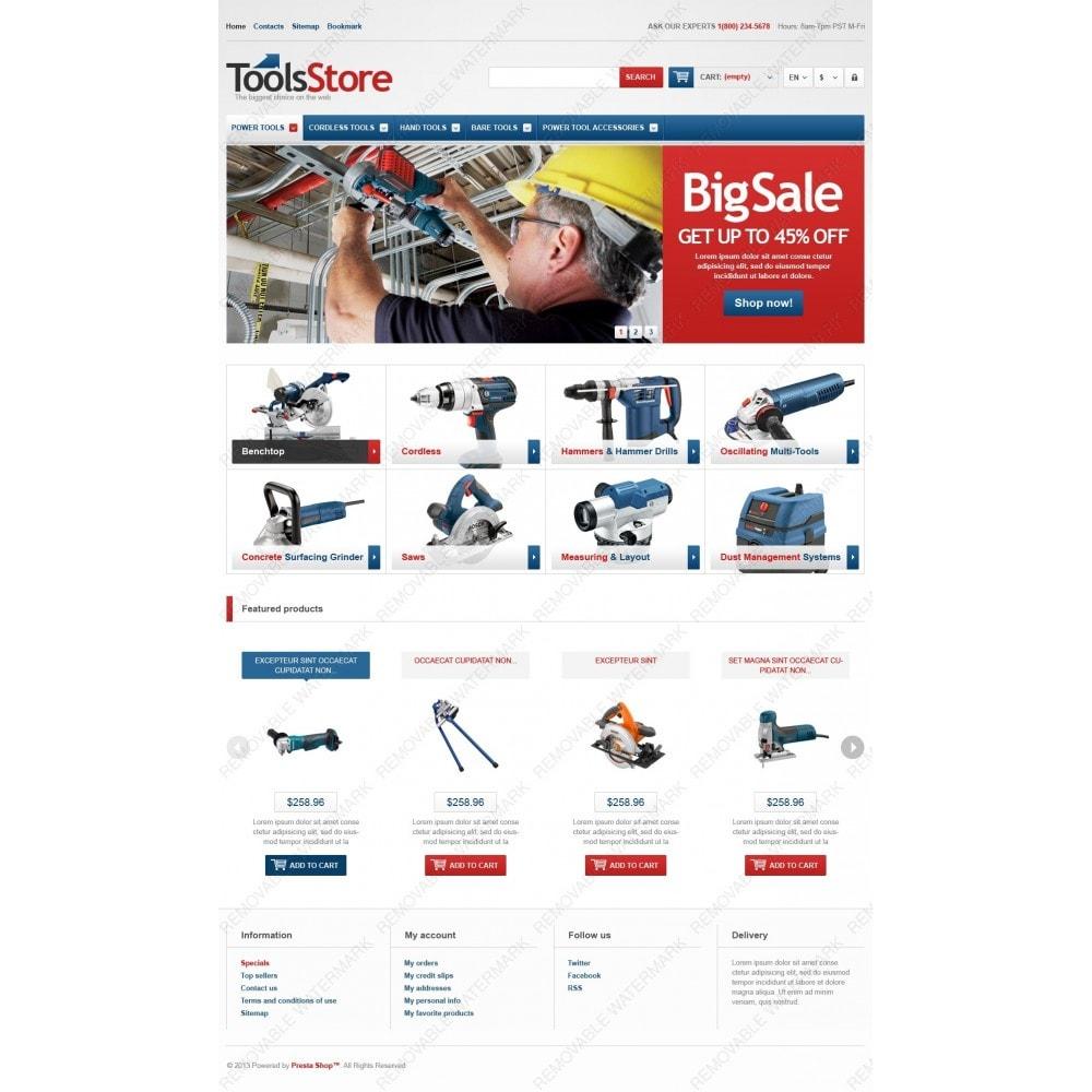 theme - Casa & Giardino - Responsive Tools Store - 4