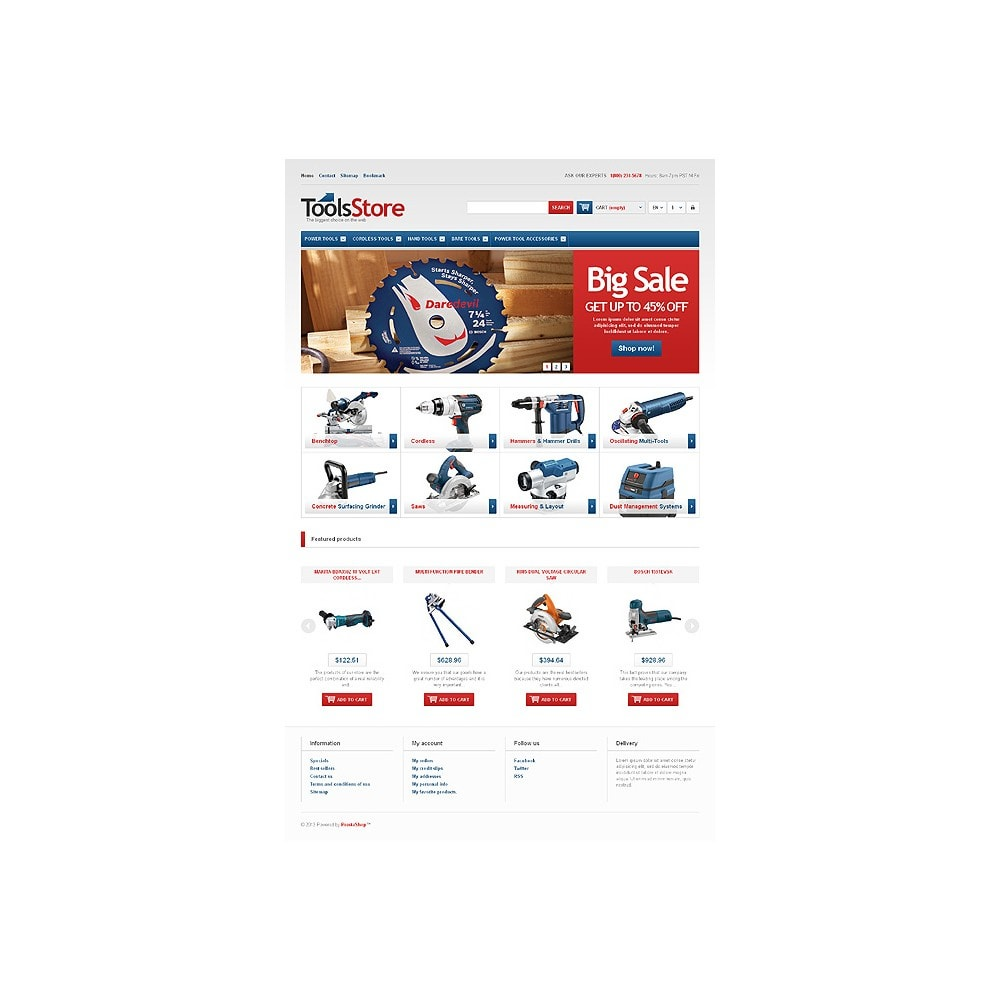 theme - Dom & Ogród - Responsive Tools Store - 11