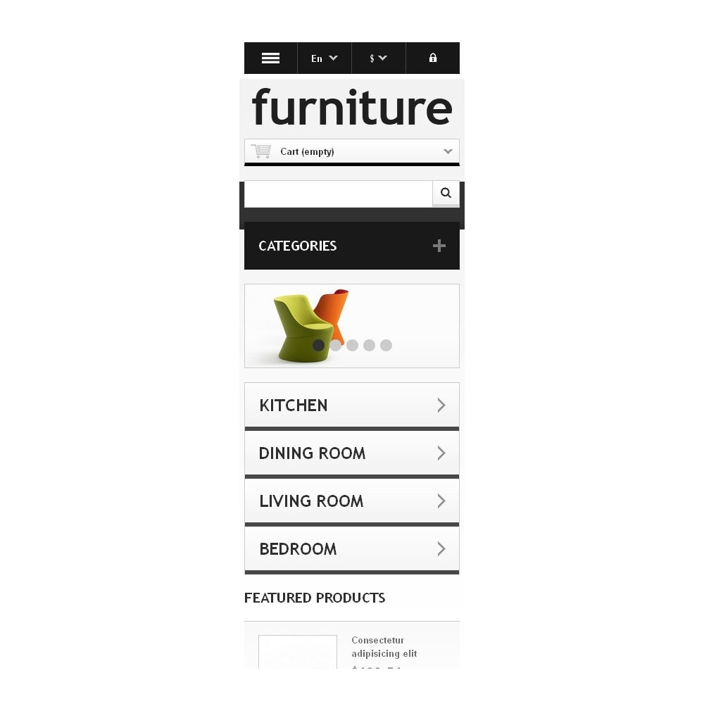theme - Kunst & Kultur - Responsive Furniture Store - 10