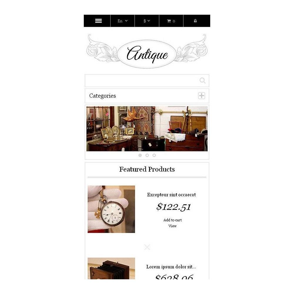 theme - Hogar y Jardín - Responsive Antiques Store - 9