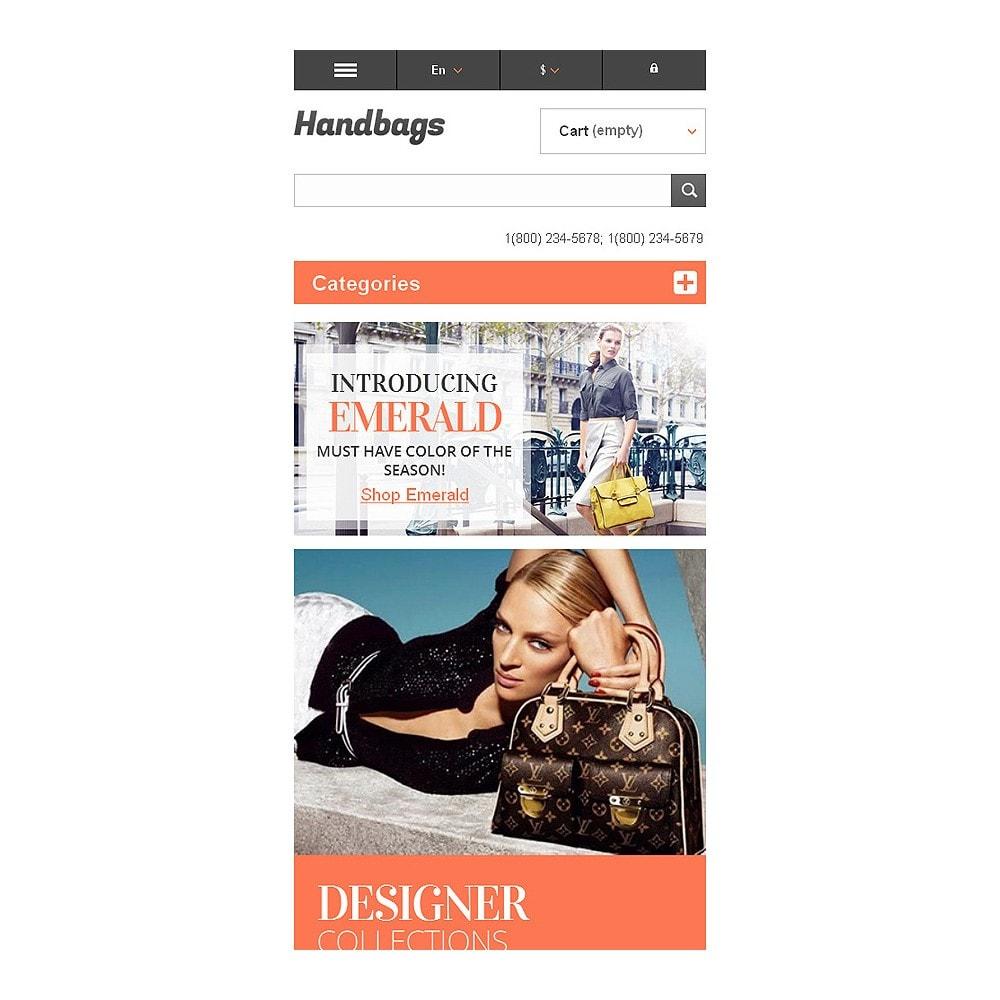 theme - Mode & Chaussures - Responsive Handbags Boutique - 8