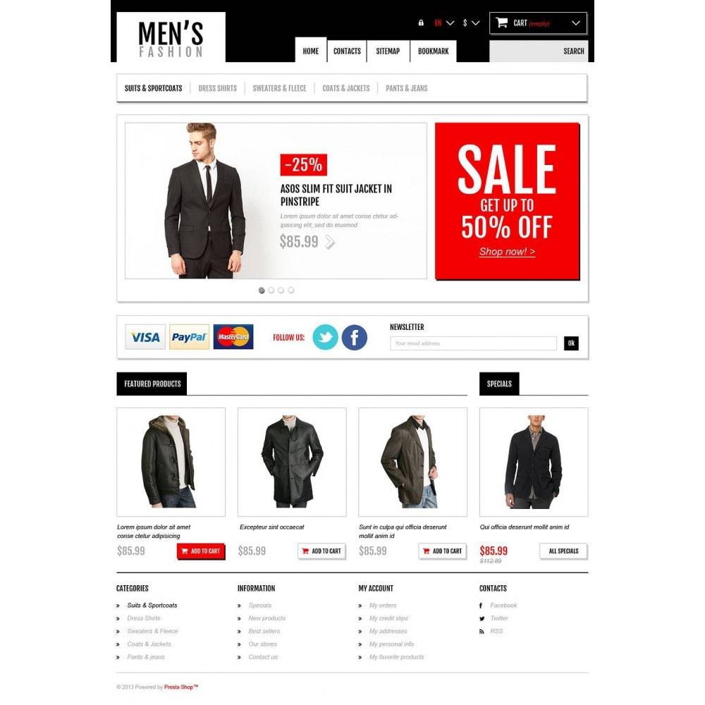 Men's Fashion Boutique