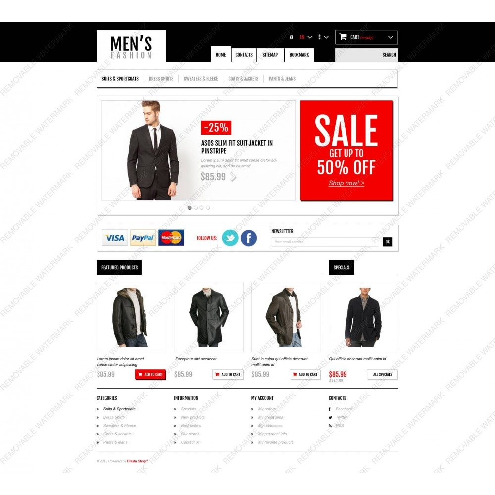 theme - Fashion & Shoes - Men's Fashion Boutique - 5