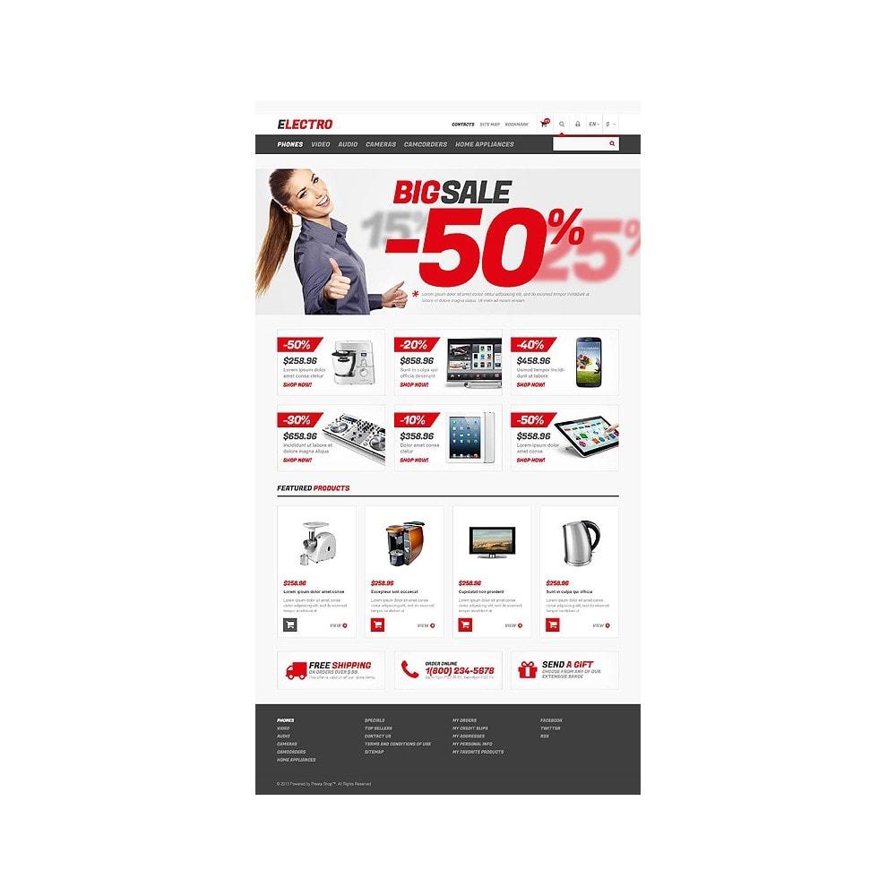 theme - Elektronika & High Tech - Responsive Electro Store - 10