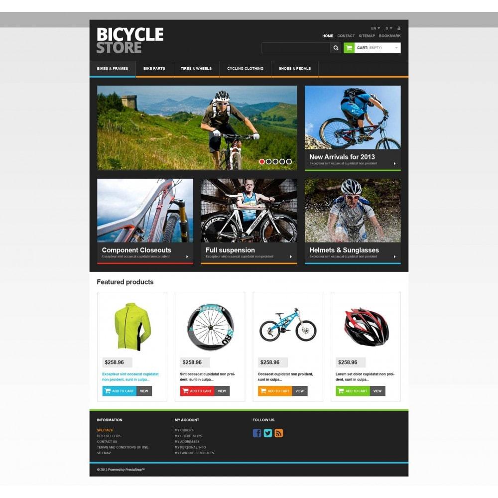 theme - Sport, Attività & Viaggi - Responsive Bicycle Store - 4