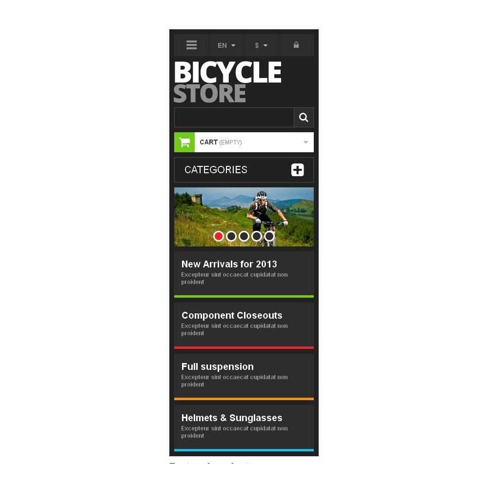theme - Sport, Attività & Viaggi - Responsive Bicycle Store - 9