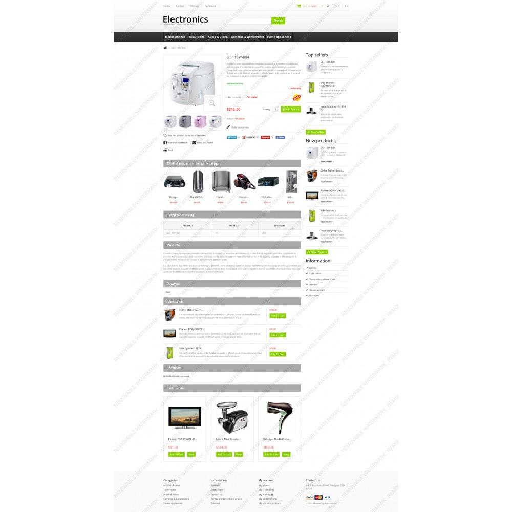 theme - Elektronika & High Tech - Responsive Electronics Store - 3