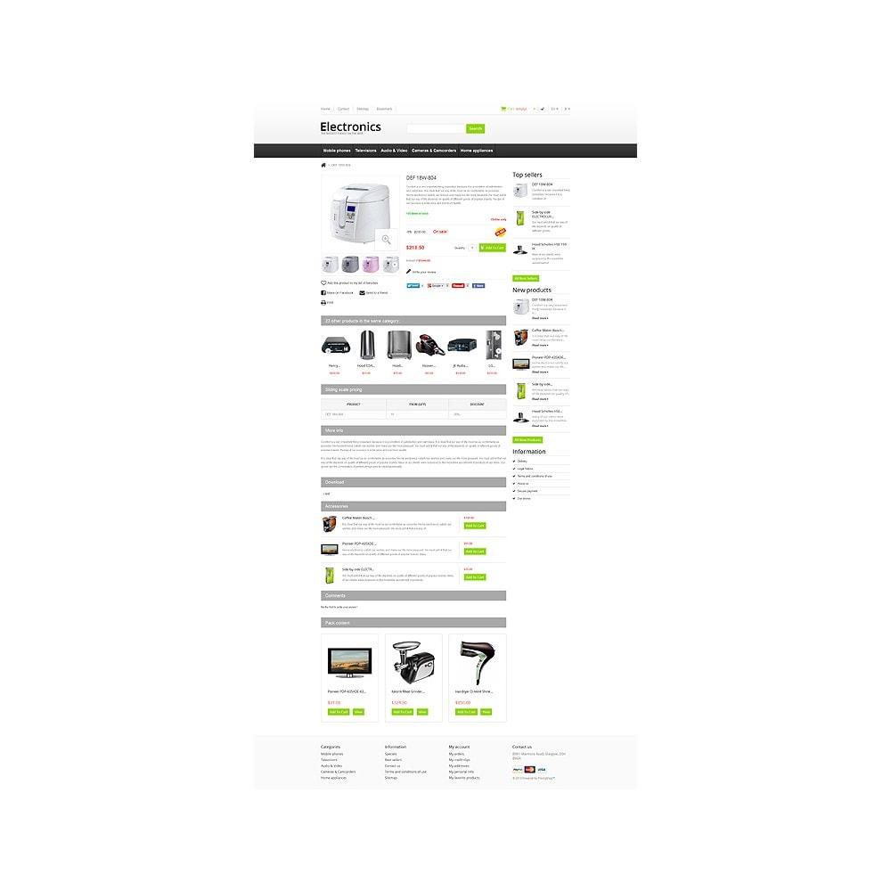 theme - Elektronika & High Tech - Responsive Electronics Store - 7