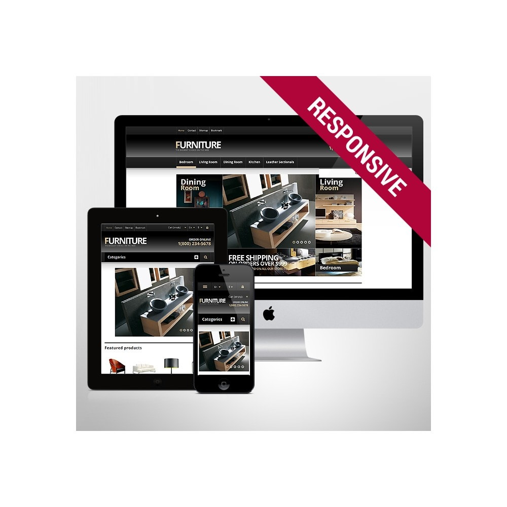 theme - Art & Culture - Responsive Furniture Store - 1