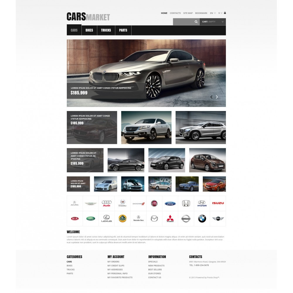 theme - Carros & Motos - Cars and Parts - 4