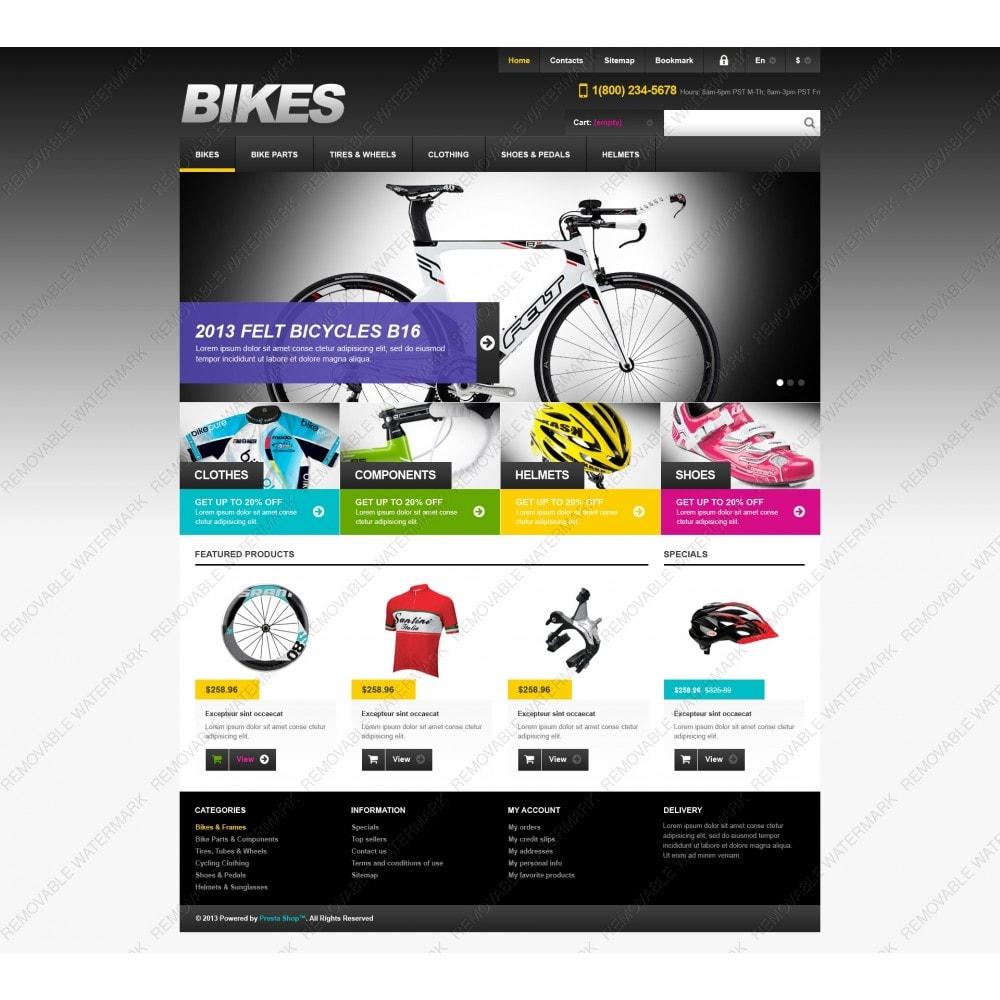 theme - Sport, Loisirs & Voyage - Responsive Bikes Store - 5