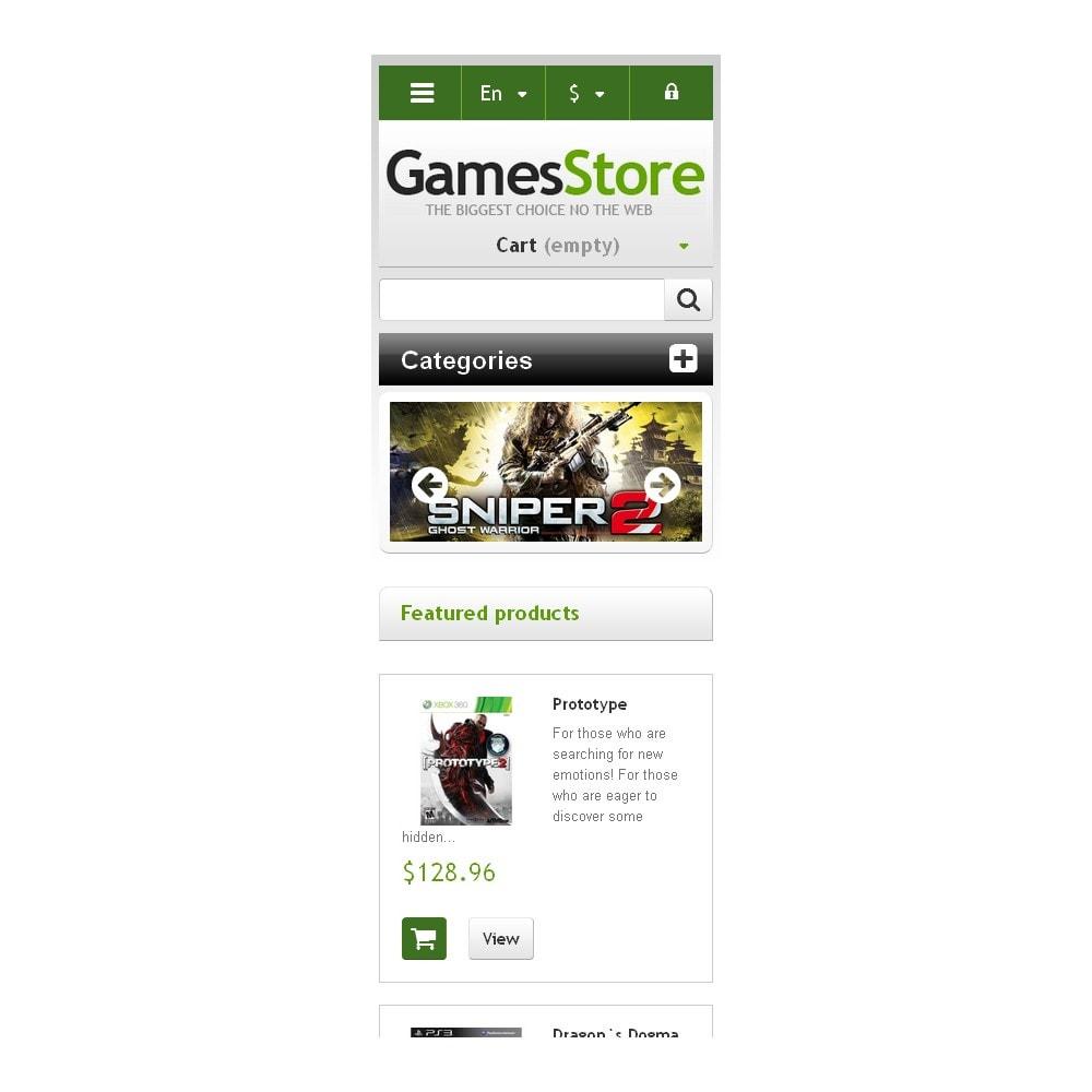 theme - Kinder & Spielzeug - Responsive Games Store - 9